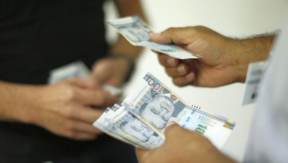 El Congreso aprobó por insistencia, en marzo pasado, la ley que pone topes a las tasas de interés. (Foto: GEC)