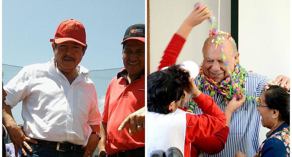 Gobernador y alcalde de Tacna rechazan investigación de comisión del Congreso