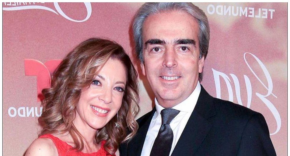 Hermano de Edith González niega que su esposo Lorenzo Lazo sufra de cáncer (VIDEO)