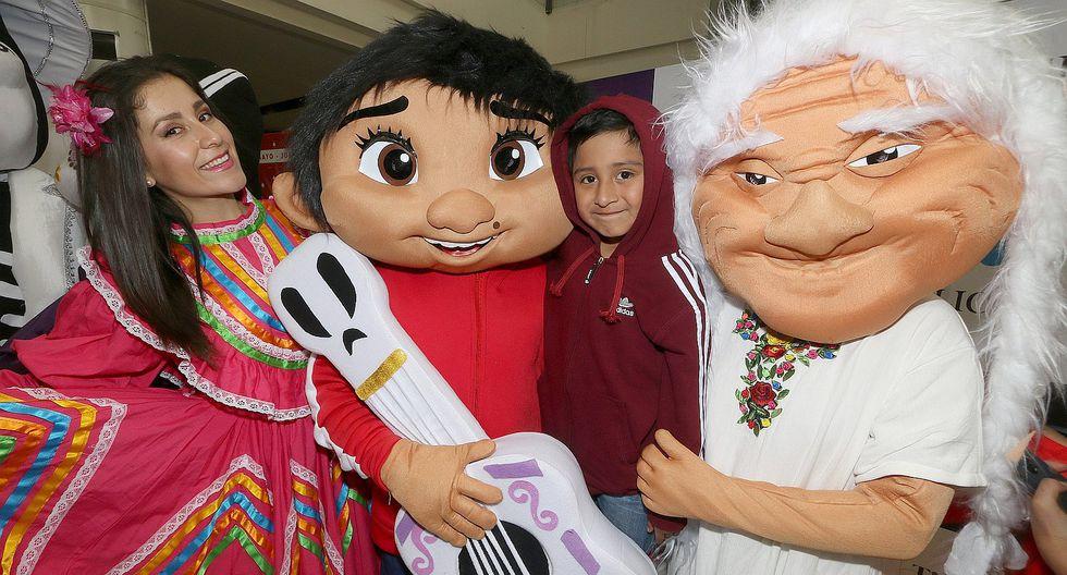 La voz de 'Miguelito' de la película 'Coco', llega a Cusco