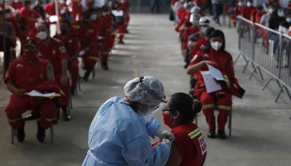 Debido al alto número de contagios hay riesgo de que la compañía de Huánuco cierre.