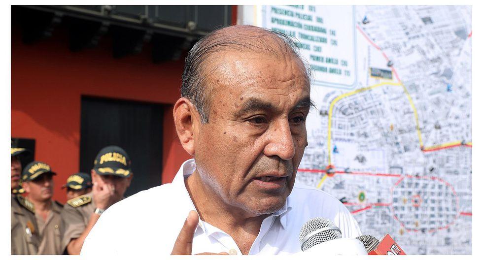 Alcalde de Trujillo explicó los motivos por los que se cerró parte de la avenida España