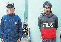 """Policía captura a """"Los malditos de Independencia"""""""