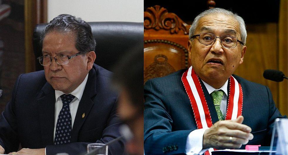 Fuerza Popular volvió a blindar a Pedro Chávarry y aprueba denunciar a Pablo Sánchez