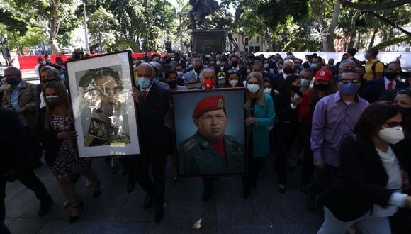 Chavismo toma control de nuevo Parlamento de Venezuela tras cuestionadas elecciones | Nicolás Maduro | NNDC | MUNDO | CORREO
