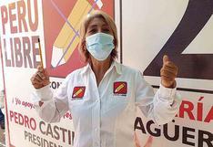 María Agüero, una congresista con jugosos ingresos