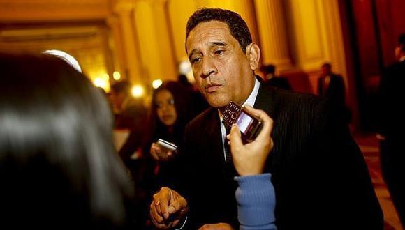 Mesías Guevara respondió por los casos de Manuel Merino, Yonhy Lescano y Ricardo Burga. (Foto: Archivo El Comercio)
