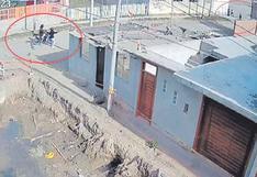 Hampones intentan robar a balazos equipo de topografía en Nuevo Chimbote
