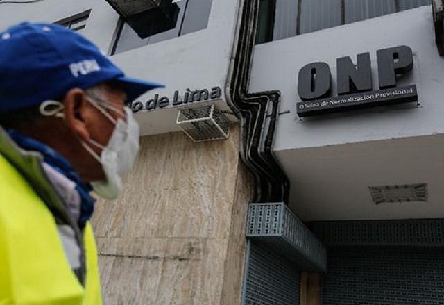 El Poder Ejecutivo observó la autógrafa de ley aprobada en el Congreso de la República que permitía el retiro de aportes a la ONP, de hasta 1 Unidad Impositiva Tributaria (UIT), equivalente a S/ 4,300 (Foto: Andina)