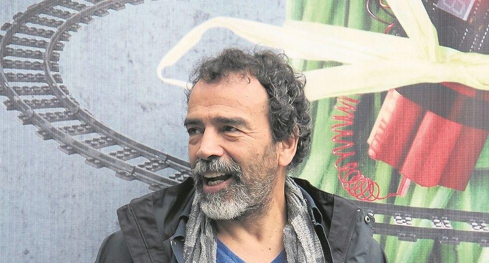 """Damián Alcázar: """"No tenía dudas de hacer esta película"""""""