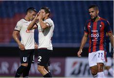 Universitario de Deportes eliminado de la Copa Libertadores tras caer 1-0 con Cerro Porteño (VIDEO)