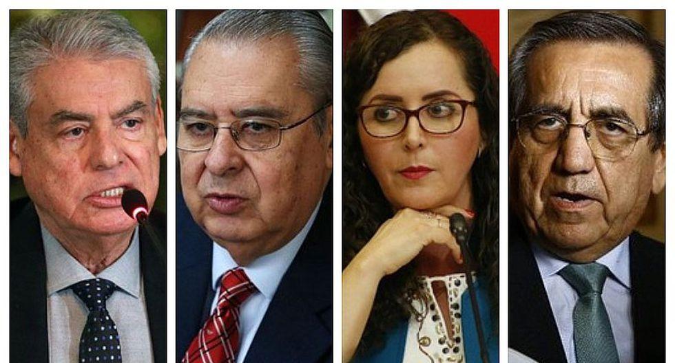 Enrique Bernales: Políticos lamentan muerte del destacado constitucionalista