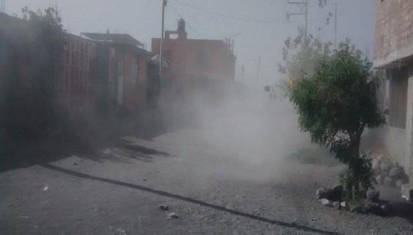Según el Senamhi estos fenómenos naturales provocarían el levantamiento de polvo o arena y la reducción de la visibilidad horizontal (Foto: Archivo GEC / referencial)