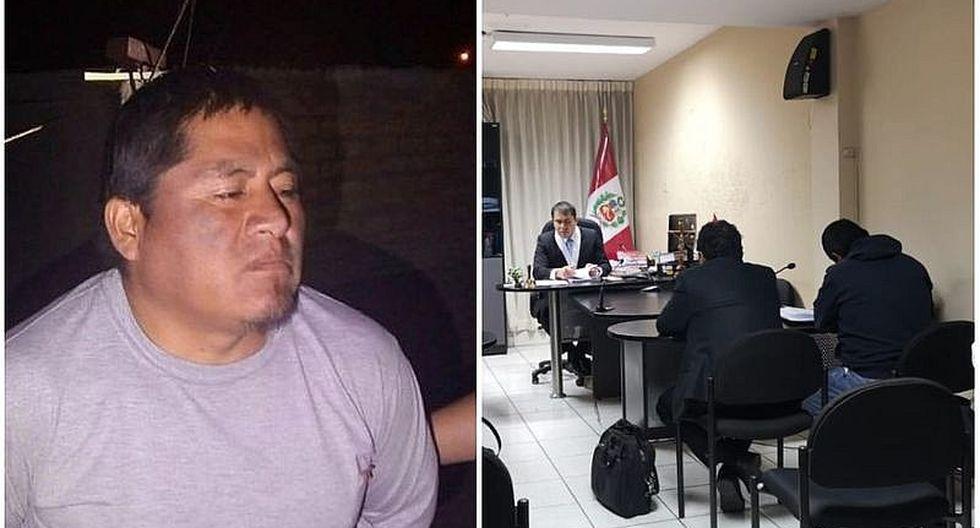 Juez dispone 9 meses de prisión preventiva para Henry Riveros
