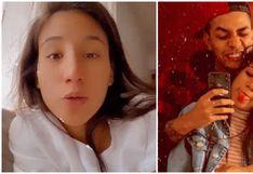 Samahara Lobatón revela cómo reaccionó su pareja cuando le dijo de su embarazo (VIDEO)