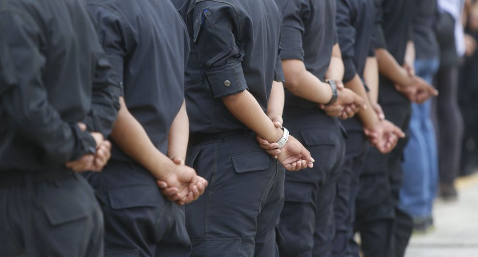 Pasco: Condenan a 6 años de prisión a dos policías por tener en su poder vehículo robado