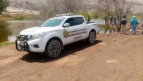 Arequipa: Hallan muerto a ingeniero que desapareció hace dos semanas
