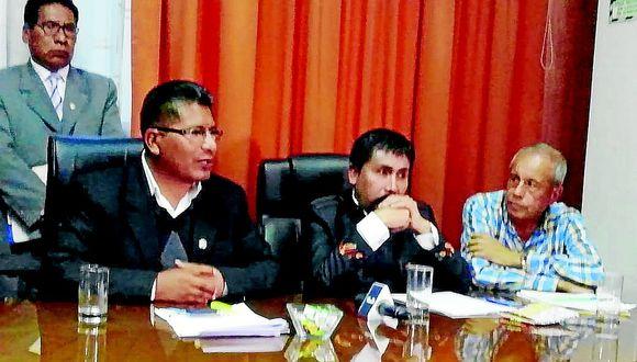 Inicia el diálogo entre Puno y Arequipa en relación a los recursos hídricos