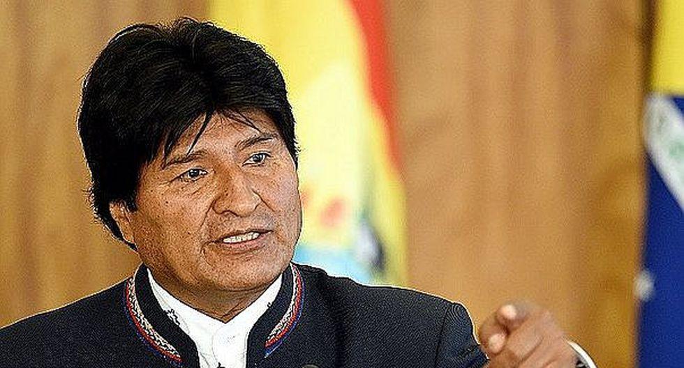 """Bolivia: Evo Morales insiste en que salida al mar es un """"desafío pendiente"""""""