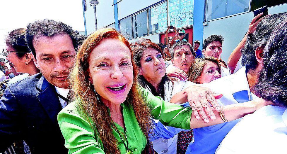 "Eliane Karp en defensa de Toledo: Le han ""sembrado"" pruebas"