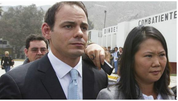 Keiko Fujimori : Fiscalía abre investigación a candidata y a su esposo Mark Vito por lavado de activos