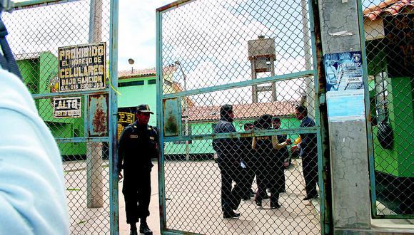Puno: sentenciados por asistencia familiar salen de la cárcel