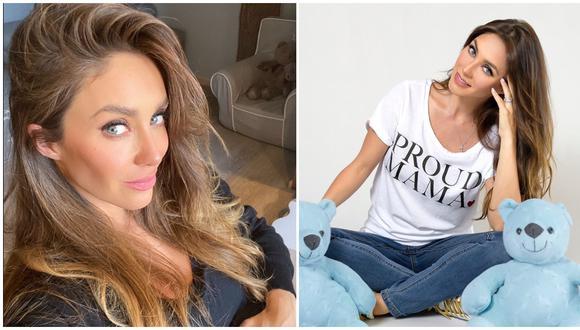Anahí recuerda su segundo embarazo en redes sociales. (Foto: Instagram)