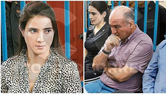 Katiuska Del Castillo se estaría olvidando del exalcade de Chiclayo, Roberto Torres