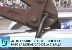 ¿Cómo evitar el robo de tu bicicleta?
