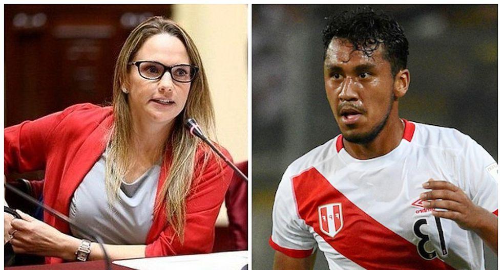 Luciana León le responde a Renato Tapia tras pedido de bombos y platillos en el estadio (FOTO)