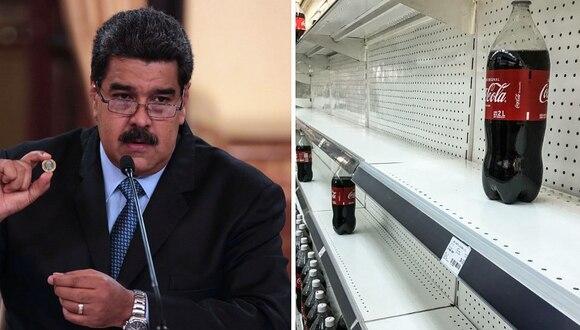 Nicolás Maduro declara en estado de emergencia económica a Venezuela