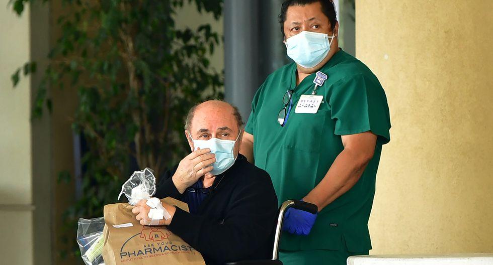 Estados Unidos mantiene sus registros altos de fallecimientos por coronavirus. (Foto: AFP/Frederic J. Brown)