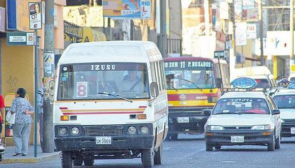 Transportistas denuncian a la MPT ante el Indecopi