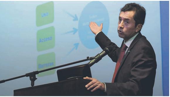 Economistas: Nuevo ministro de Economía y Finanzas debe tener muñeca política