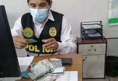 Policía encuentra billetera con S/1,400 y lo pone en custodia a la espera de su dueño en Arequipa