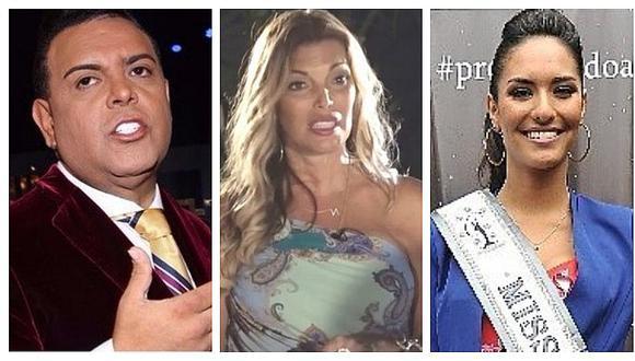 Andrés Hurtado ofreció disculpas públicas a Jessica Newton y Romina Lozano