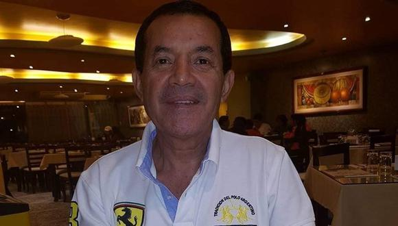 Fallece el consejero regional de Ica, Jorge Navarro Oropeza al contraer el COVID-19