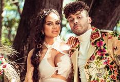 """Natti Natasha y Prince Royce unen sus voces para lanzar """"Antes que salga el sol"""""""