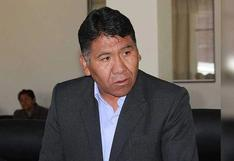 Juliaca: Fallece consejero por la provincia de Moho, Héctor Coaquira