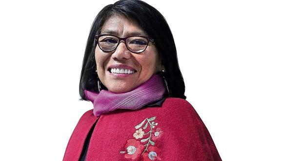 """Rosanna Ramos-Velita: """"Los microcréditos ayudan a salir de la pobreza"""""""