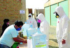 245 pruebas rápidas son aplicadas en Dos de Mayo