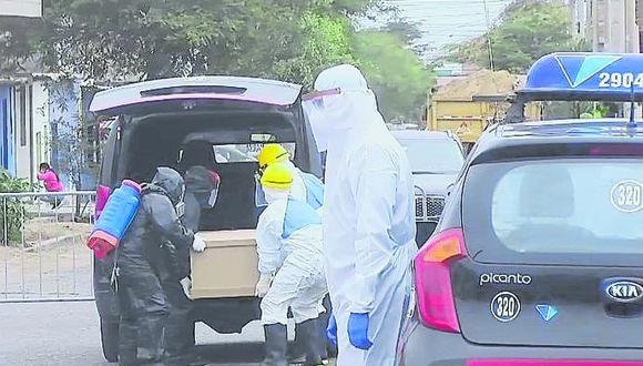 El deceso se reporta en el distrito de Chao, ubicado en la provincia de Virú. Los casos del nuevo coronavirus se elevaron a 62,091. (Foto: Correo)