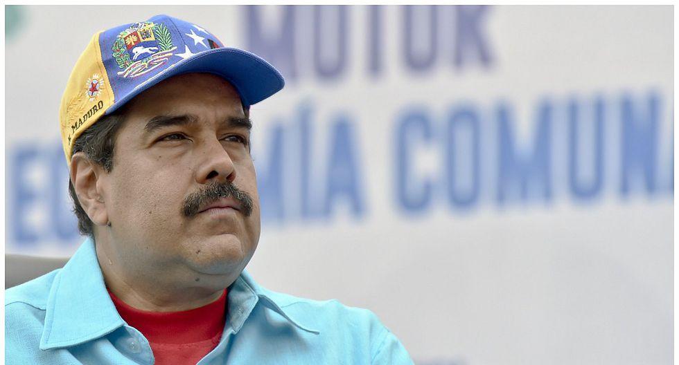 "EE.UU. urge a Nicolás Maduro escuchar a oposición ante ""terrible"" situación en Venezuela (VIDEO)"