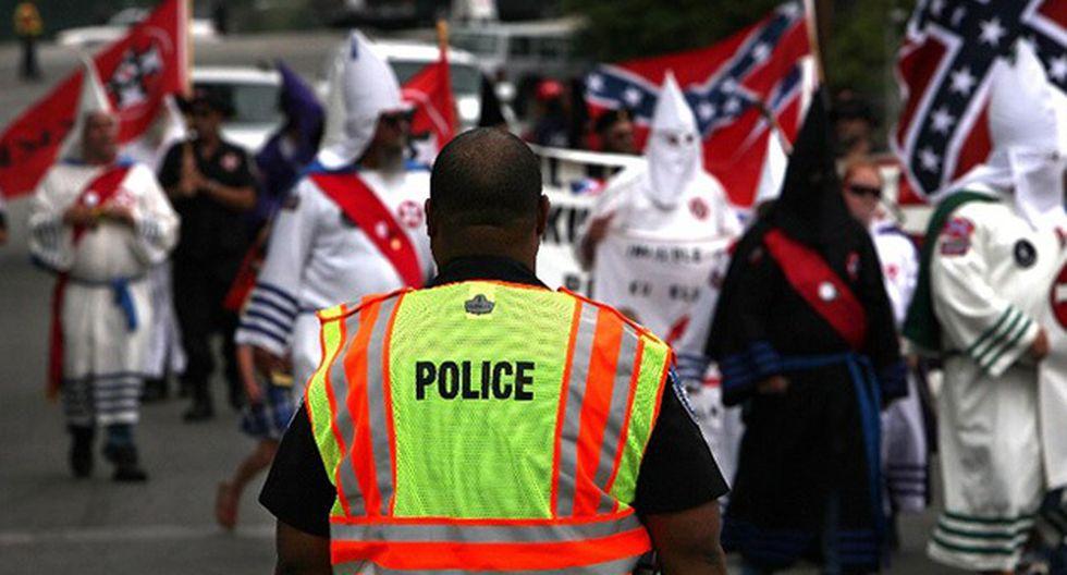 Ku Klux Klan hará mitin en Estados Unidos