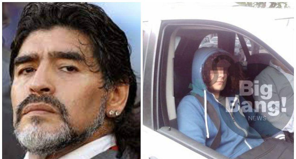 Maradona: este sería su hijo no reconocido que lucha por la verdad (FOTOS)