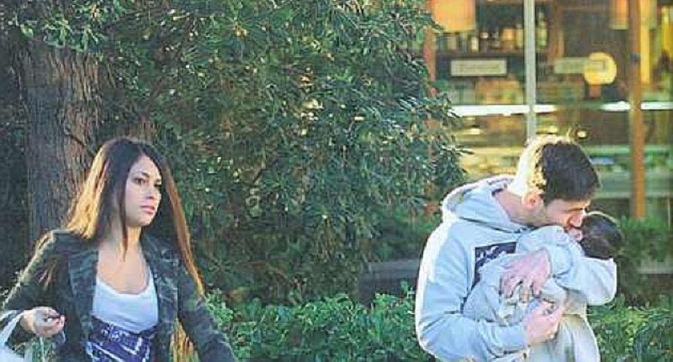 Messi llevó a Thiago a pasar las fiestas en Argentina
