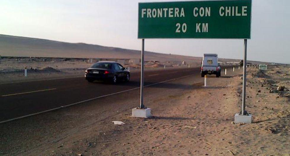 Detienen a dos peruanos involucrados en tráfico de migrantes