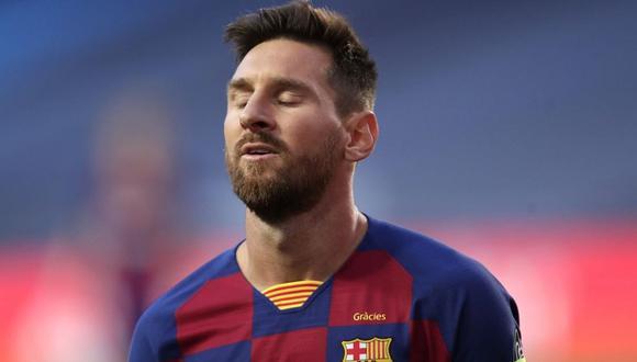Un precandidato a la presidencia de Barcelona ve fuera a Lionel Messi. (Foto: AFP)