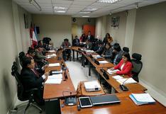 Consejo Regional de Huancavelica inician año sin nuevo reglamento
