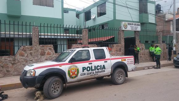 Juliaca: Intervienen a dos mujeres por insultar y agredir a efectivos policiales dentro de comisaría